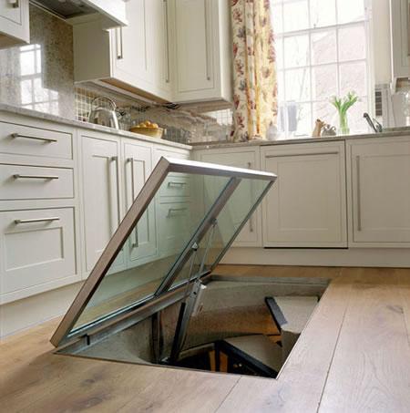 la cave vin spirale sosticky. Black Bedroom Furniture Sets. Home Design Ideas